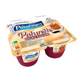 Sobremesa paturette cannelé