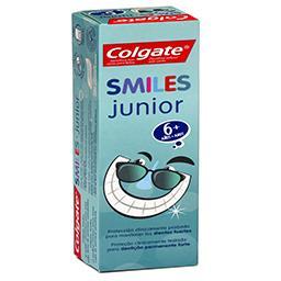 Dentifríco Smiles Junior 6+ Anos