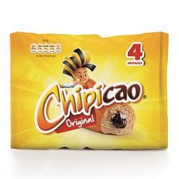 Bolo recheio de chocolate multipack