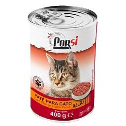 Comida húmida para gato - frango e porco