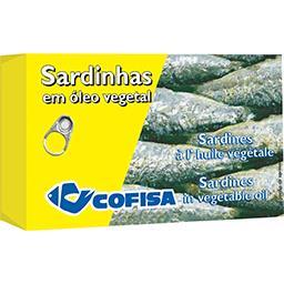 Sardinhas em óleo