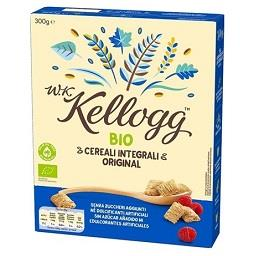 Cereais WK Kellogg Bio Original