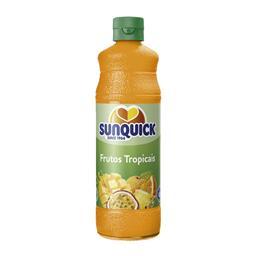 Concentrado de frutas tropicais