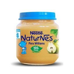 Fruta para bebé pera williams +4 meses