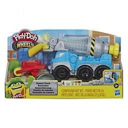 Camião de cimento