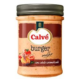 Calvé m&f burger - gourmet - 188gr