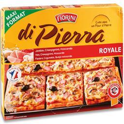 Pizza royale di pierra