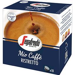 Café em cápsulas ristreto