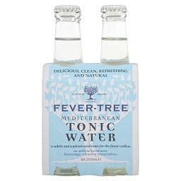 Água tónica premium mediterranean