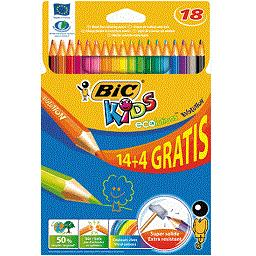 Lápis evolution, 18 unidades
