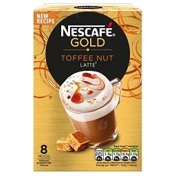Cappuccino toffee nut