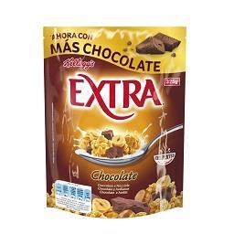 Cereais Extra Chocolate e Avelã