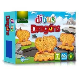 Bolacha Dibus Dragons