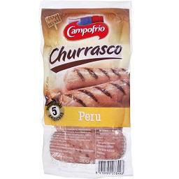 Salsichas de churrasco peru