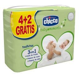 Toalhitas Limpeza para Bebé