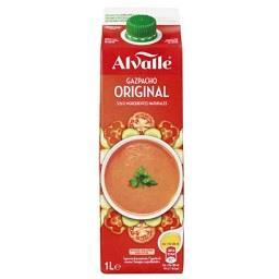 Zumo gazpacho alvalle original 1l