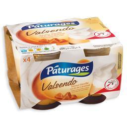 Liégeois Sobremesa Baunilha/Caramelo