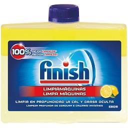 Limpa máquinas de loiça limão
