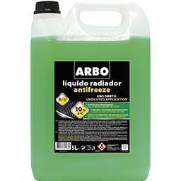Líquido p/ Radiador Verde 10% Concentração
