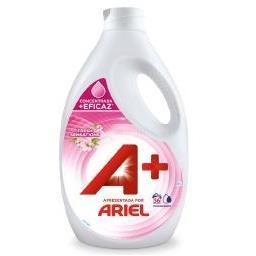 Detergente líquido máquina lavar roupa fresh sensati...