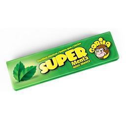 Super pastilhas, menta