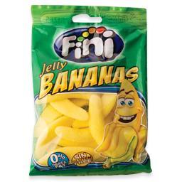 Gomas de bananas
