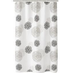Cortina de banho 180 x 200 cm