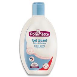 Gel de banho para corpo/cabelos, para bebé
