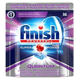 Detergente em pastilhas p/ máquina lavar loiça quant...