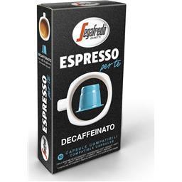 Per te decaffeinato comp nespresso cx 10 capsulas