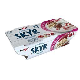 Iogurte skyr romã/goji/aveia