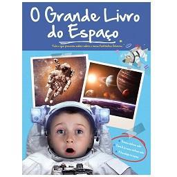 """Livro """"O grande livro do espaço"""""""