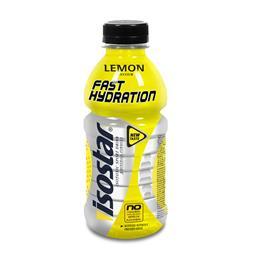 Bebida isotónica de limão