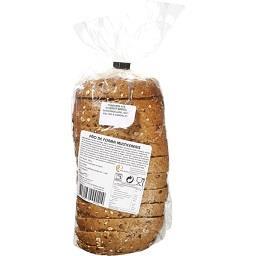 Pão de Forma Multicereais