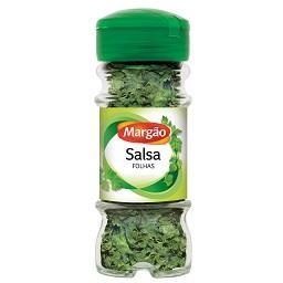 Salsa folhas