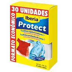 Toalhitas Proteção de Cores