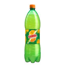 Refrigerante com gás de laranja