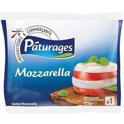 Queijo mozzarella 44%  mg