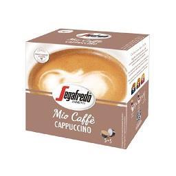 Café Cápsulas Cappuccino