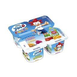 Iogurte Yoco Frutz Vários Sabores