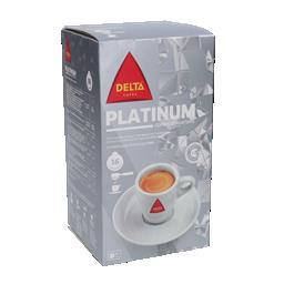 Pastilhas café platium
