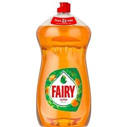 Detergente Líquido p/ Lavar Loiça Laranja
