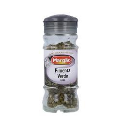 Pimenta verde frasco