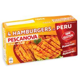 4 Hamburgers de Peru