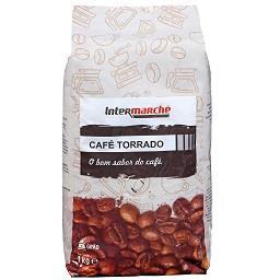 Café torrado em grão lote normal