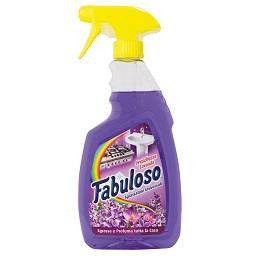 Spray de limpeza lavanda