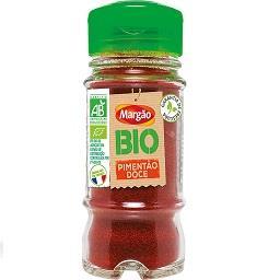 Pimentão doce margao bio 44g