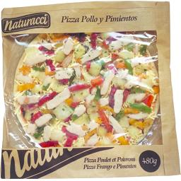 Pizza Frango c/ Pimentos