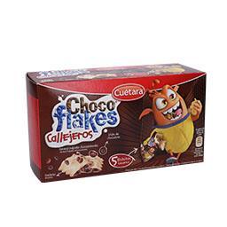 Bolachas Choco Flakes Callejeros