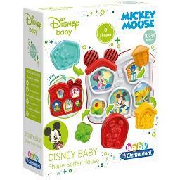 Mickey casa de formas e cores